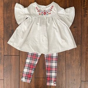 Girls, 24 mo. Tommy Bahama, 2 piece outfit.